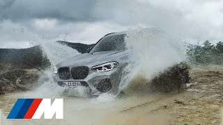 The first-ever BMW X3 M Competition. Official Launchfilm (F97, 2019).