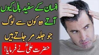 White Hair Peoples | Hazrat Ali ( R.A ) | Hazart Ali (R.A) Ka Farman | Hazart Ali Saying | Quotes