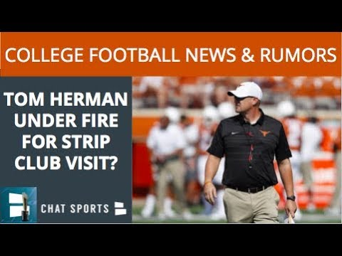 college-football:-zach-smith-update,-tom-herman-at-strip-club-with-smith,-wimbush-starting-week-1