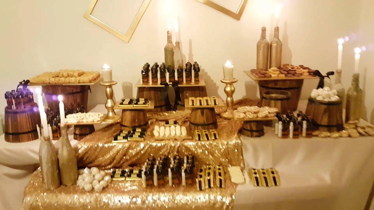 Wedding chocolate decoration ideas by jad mourani youtube for Chocolat decoration