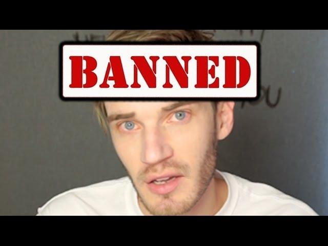 I'M BANNED..