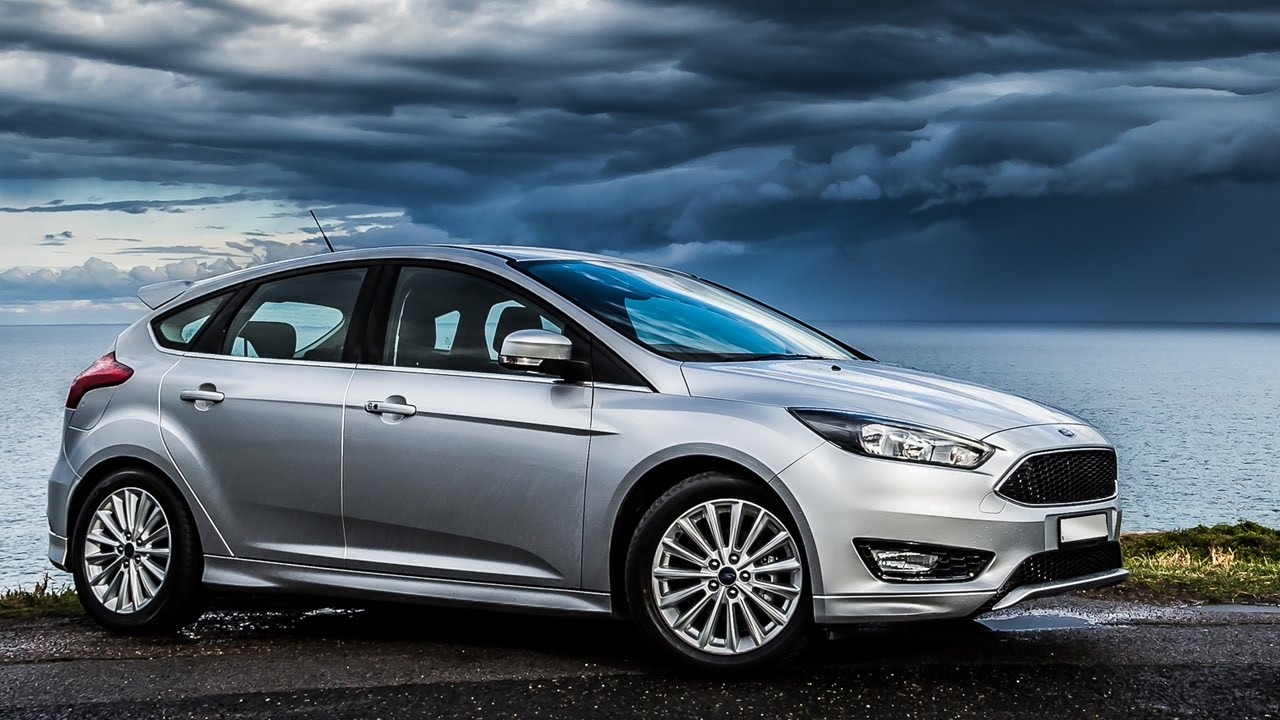 2016 Ford Focus Sport