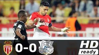 RÉSUMÉ AS MONACO VS AMIENS 0-0 ALL GOALS HD