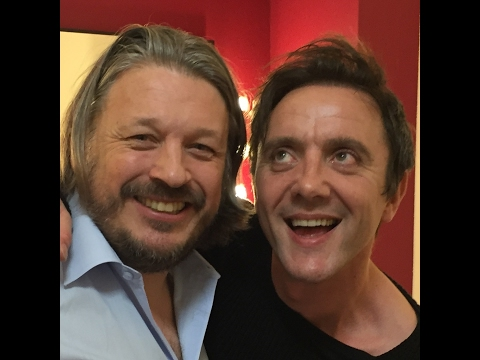 Peter Serafinowicz - Richard Herring's Leicester Square Theatre Podcast #134