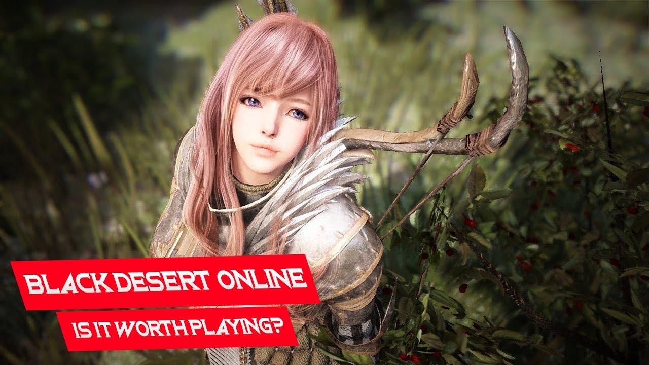 Black Desert Online Update Adds NPC Dating