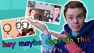 Why Reaction Channels Suck - Even Though I AM a Reaction Channel