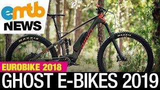 Ghost Bikes E-MTB Neuheiten 2019