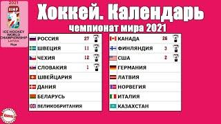Лови расписание чемпионата мира по хоккею 2021 Стали известны официальные даты