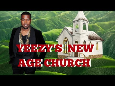 Kanye West- Sunday CHURCH  Service EXPOSED It's Not What You Think .....
