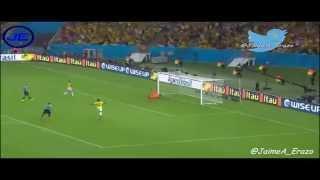 Gol - Cali Y El Dandee (Selección Colombia Mundial 2014)