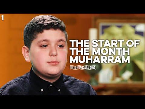 The Start of The Month of Muharram – Mini Hussaini Series E1 –  Sayed Abbas Shams