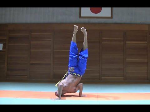 Chuck Johnson- Capoeira Movement Sample_FULL