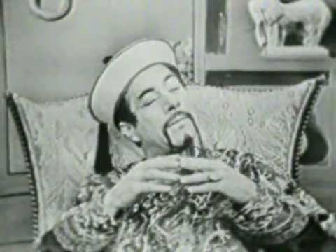 Captain Video (1950's Sci-Fi TV show) episode 4