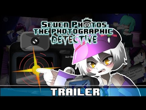 Seven Photos: The Photographic Detective - A Murder Mystery Puzzle Game [OFFICIAL TRAILER]