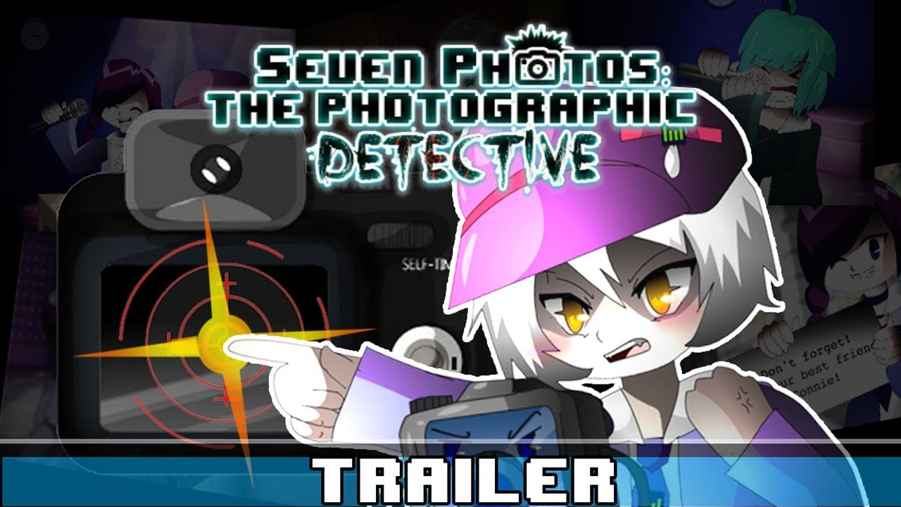 Seven Photos - A Murder Mystery Game inspired by Danganronpa