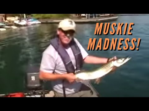 Muskie Madness With Bill Green Lake Tapps