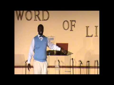"""""""Let Me Re-Introduce God To You"""" by Pastor Michael S ..."""