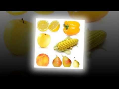 50 продуктов для похудения, калорийность овощей, фруктов, круп и орехов