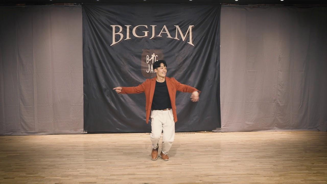 BigJAM2019 - Solo Jazz Improvisation Finals - Hanbo (한보) - YouTube