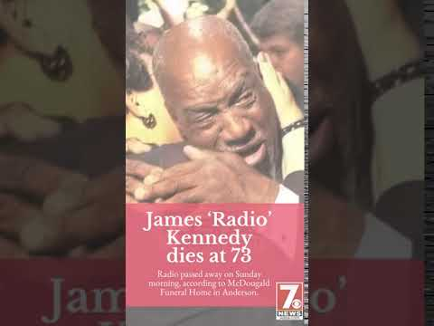 Inspiration for movie, James 'Radio' Kennedy dies at 73