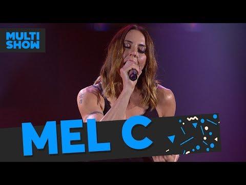 Say Youll Be There + Anymore  Anitta + Mel C   Música Boa Ao Vivo