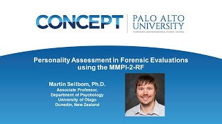 Personality Assessment  in Forensic Evaluation using the MMPI-2-RF