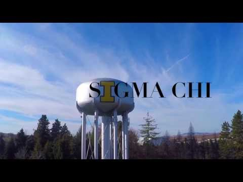 Sigma Chi University of Idaho Rush 2016