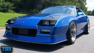 homepage tile video photo for 700HP LS7 Chevy Camaro Review! 8500RPM of MAYHEM