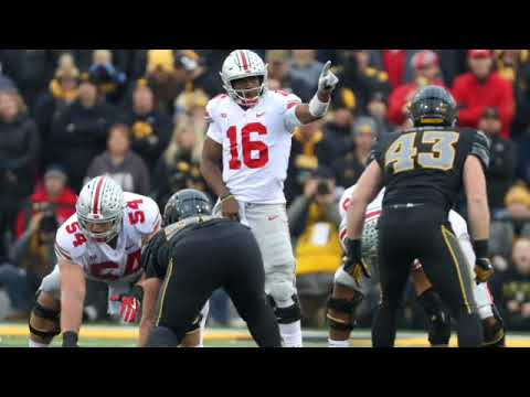 What went wrong with J.T. Barrett in Ohio State's loss at Iowa?