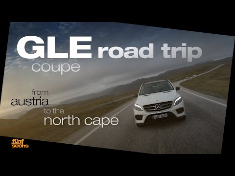 #mbPolarSun Pt.4: with the GLE 400, 450 and 63 AMG Coupé from Vilnius to Helsinki (German/English)