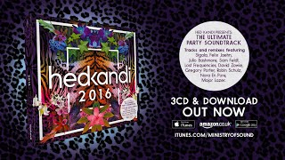 Hed Kandi 2016 — OUT NOW