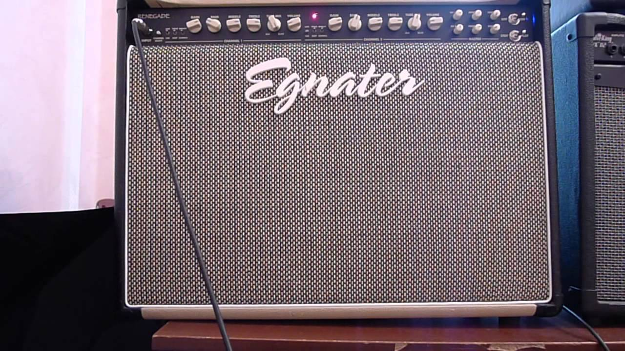 egnater renegade 112 combo 65watt demo cleans rock blues metal youtube. Black Bedroom Furniture Sets. Home Design Ideas