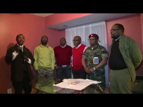 Message de soutien des compatriotes de Washington DC a la population du Congo