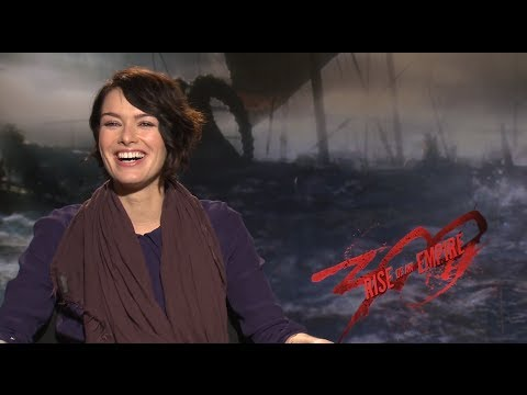 Lena Headey Interview 300 Rise Of An Empire