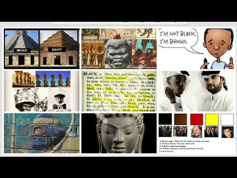 We Aint Black. We Are Original To All Continents. African American DNA Is Bull Sh!t Pt. 1
