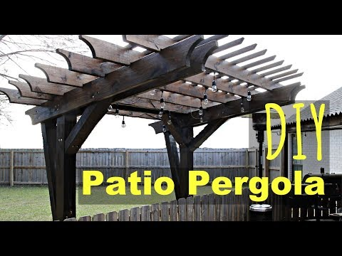 Patio Pergola – Outdoor Furniture