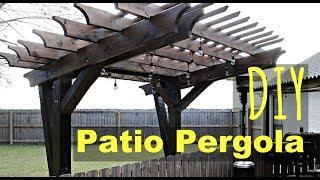 Gambar cover Patio Pergola - Outdoor Furniture