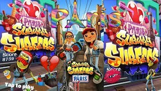 SUBWAY SURFERS ♠💞 PARIS 💔♥ WORLD TOUR IN FRANCE 2018 PLAY GAME ON PC