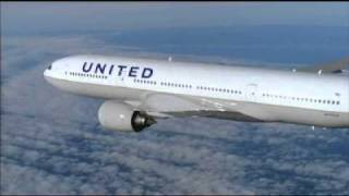 United Airlines - The Beautiful 777.
