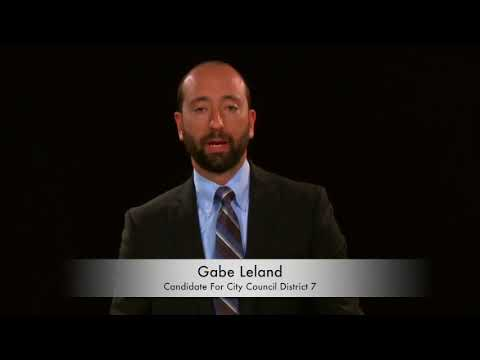 Gabe Leland - City Council District 7