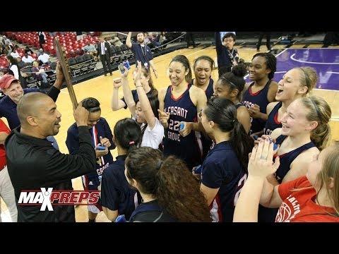 NorCal Girls Division I Regional Finals - Berkeley VS Pleasant Grove