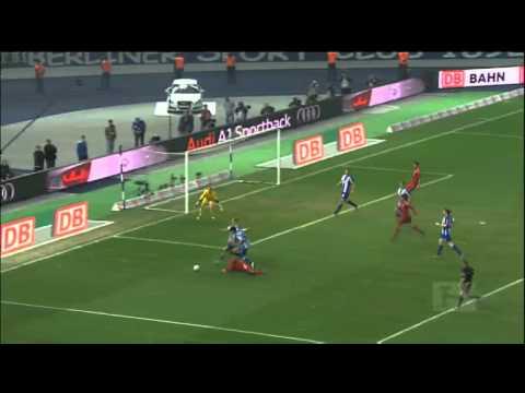 Hertha Berlin Vs. Bayern Munich