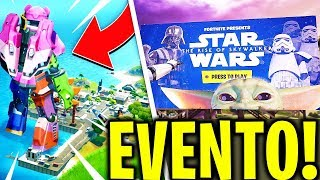 ⚠️ EVENTO FORTNITE x STAR WARS SEASON 11 *IN ARRIVO* - MISTERI di Fortnite ITA