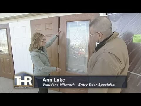 Waudena Millwork Exterior Door Options On Todays Home Remodeler