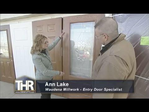 Waudena Millwork Exterior Door Options On Todayu0027s Home Remodeler