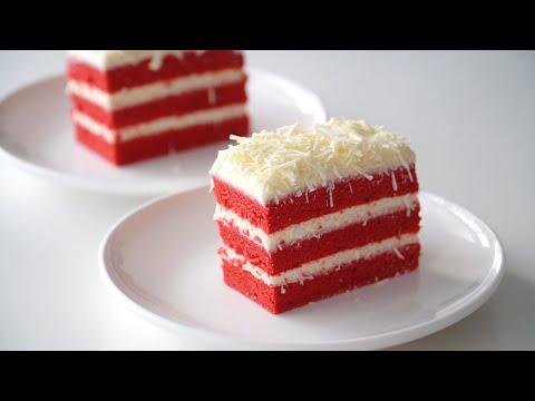 Red Velvet Cake Easy Recipe