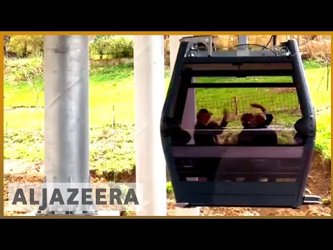 🇧🇦  'Symbol of Sarajevo': Cable car 🚡 reopens after 26 years | Al Jazeera English