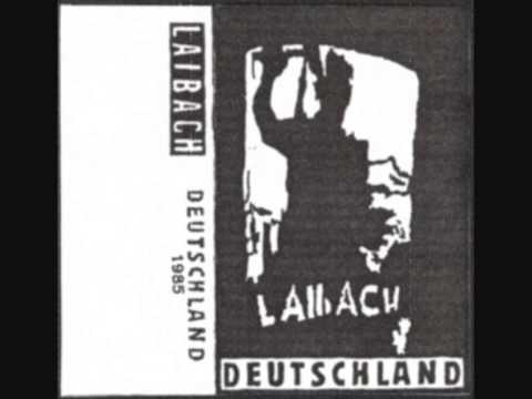 Laibach Deutschland 1985