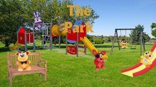 Fnaf Plush-The Park!!!