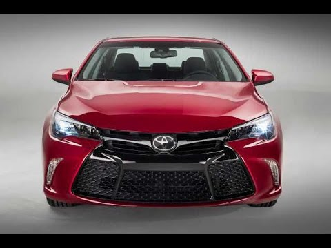 2017 Toyota Camry Price And Release Date Car Red